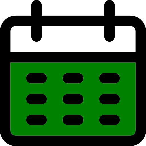 Icoon De Rank kalender