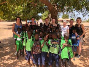 De Rank in Gambia